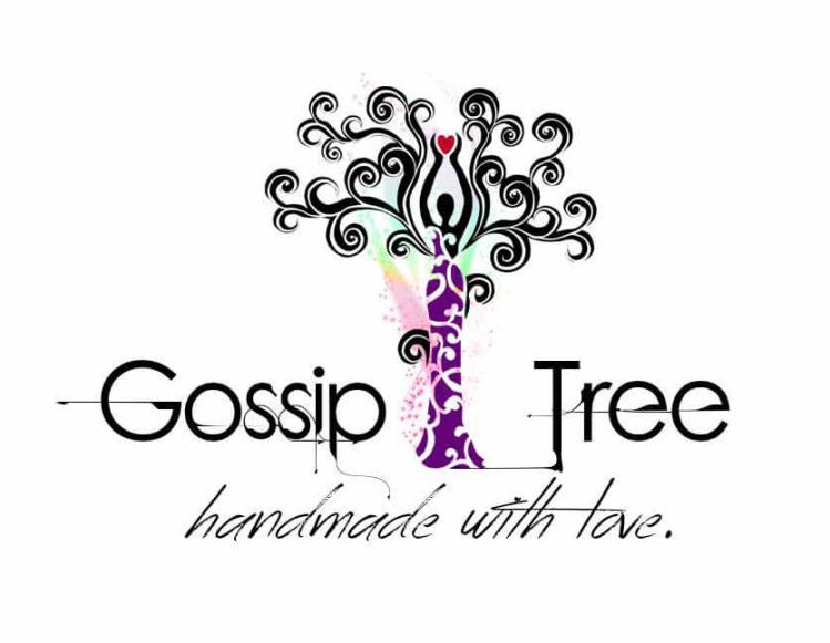 Gossip tree logo heartwarming sibiu