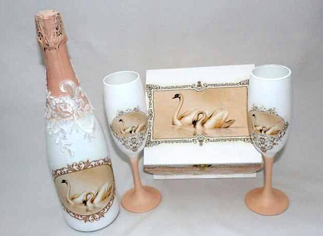 Set ocazie decoratiuni nunta manual sibiu elegant