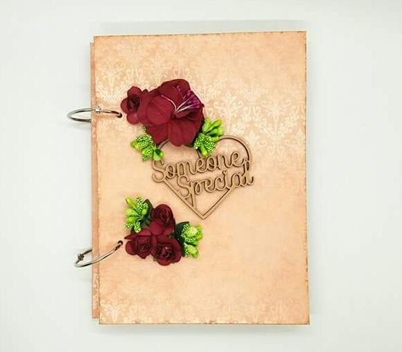 Album foto special iubire sibiu handmade
